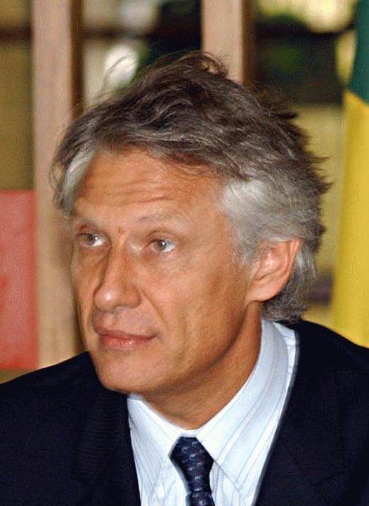 Dîner-débat avec Dominique de VILLEPIN